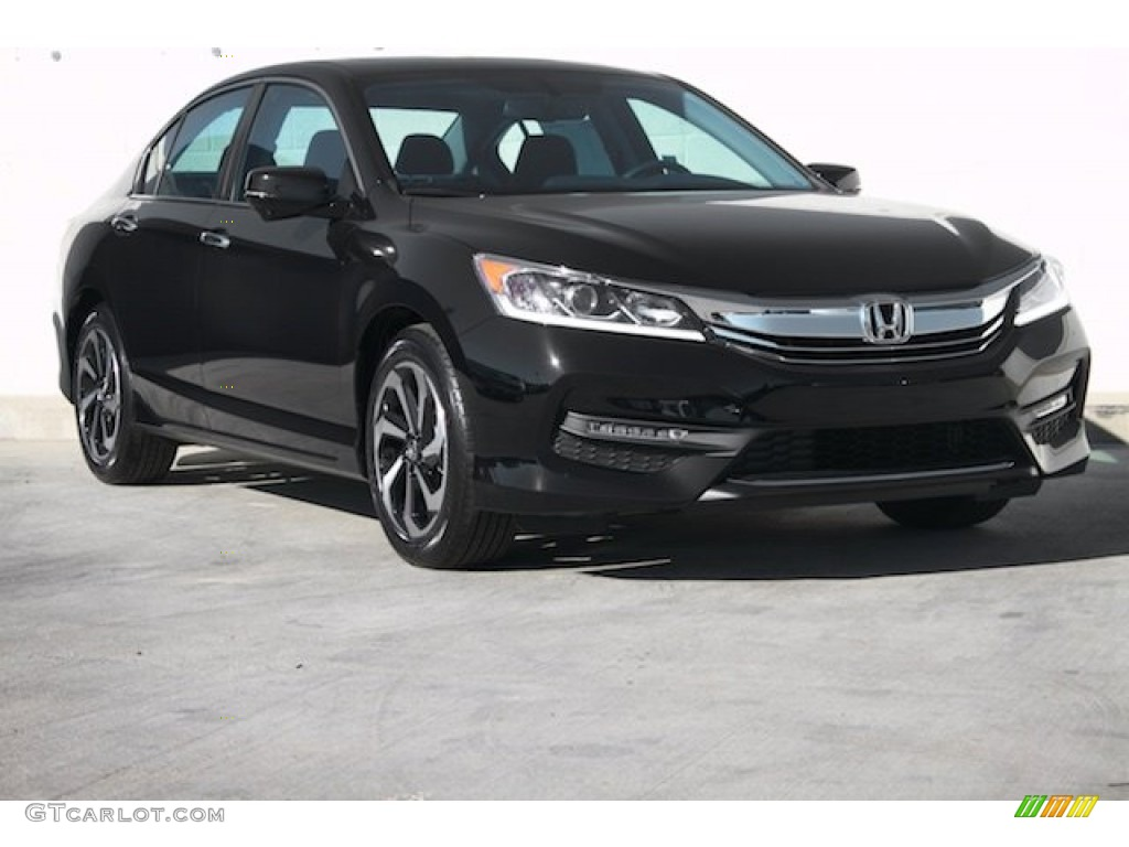 2016 crystal black pearl honda accord ex l sedan. Black Bedroom Furniture Sets. Home Design Ideas