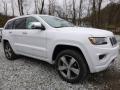 Bright White 2015 Jeep Grand Cherokee Gallery