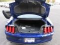 2016 Deep Impact Blue Metallic Ford Mustang EcoBoost Coupe  photo #15