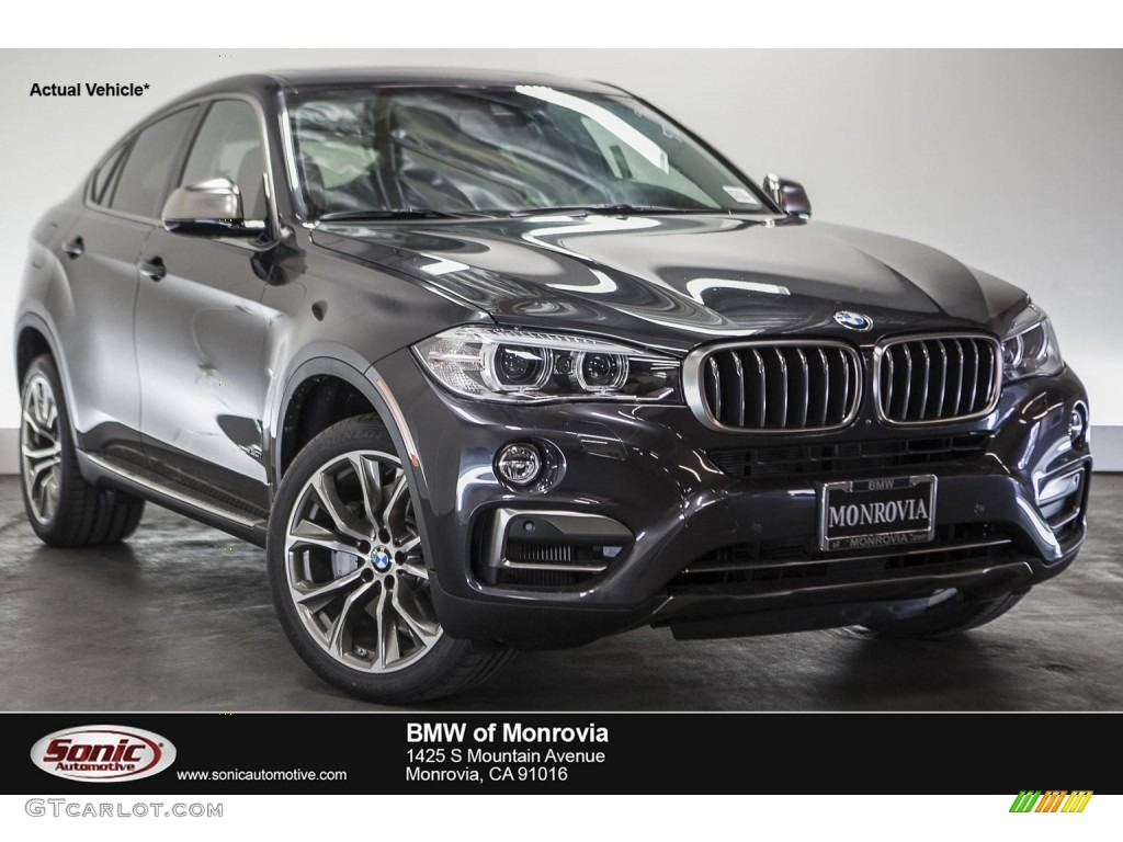 Dark Graphite Metallic BMW X6 XDrive50i