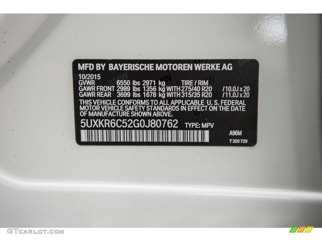 Bmw X Mineral White Metallic Paint Code