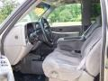 2000 Light Pewter Metallic Chevrolet Silverado 1500 LS Extended Cab 4x4  photo #9