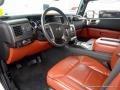 Graystone Metallic - H2 SUV Photo No. 34