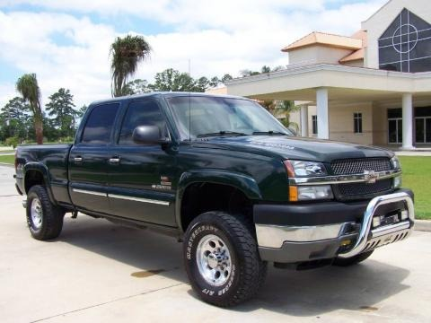 2003 chevrolet silverado 2500hd crew cab 4x4 data info and specs. Black Bedroom Furniture Sets. Home Design Ideas