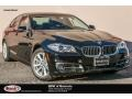 Jet Black 2016 BMW 5 Series 528i Sedan