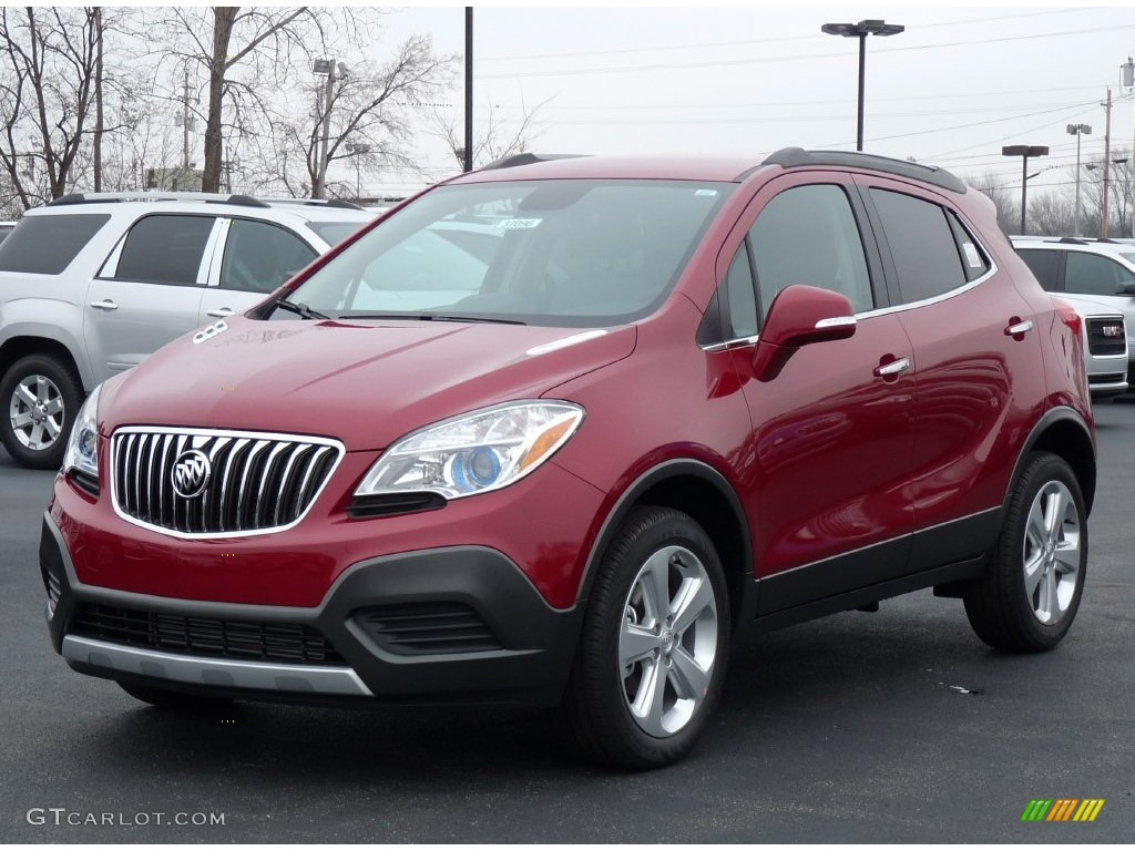 Red Buick Encore >> 2016 Winterberry Red Metallic Buick Encore Awd 109147268