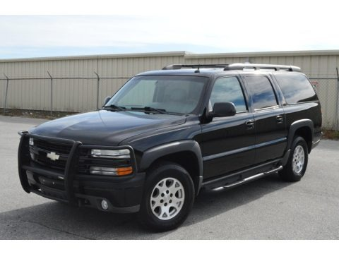 2004 chevrolet suburban 1500 z71 4x4 data info and specs. Black Bedroom Furniture Sets. Home Design Ideas