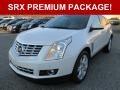 Platinum Ice Tricoat 2015 Cadillac SRX Premium