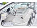 Brilliant Silver Metallic - CLK 320 Coupe Photo No. 39