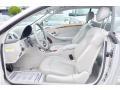 2005 CLK 320 Coupe Ash Interior
