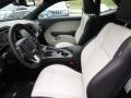 2016 Dodge Challenger Black/Pearl Interior Interior Photo
