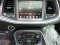 2016 Dodge Challenger Black/Pearl Interior Controls Photo