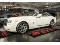 Arctic White 2013 Rolls-Royce Phantom Drophead Coupe