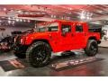 Firehouse Red 2004 Hummer H1 Wagon