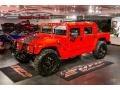 Firehouse Red - H1 Wagon Photo No. 49