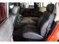 Rear Seat of 2004 H1 Wagon