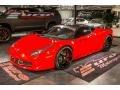 Rosso Corsa (Red) 2010 Ferrari 458 Italia