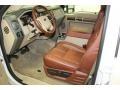 2010 Ford F250 Super Duty Camel Interior Interior Photo