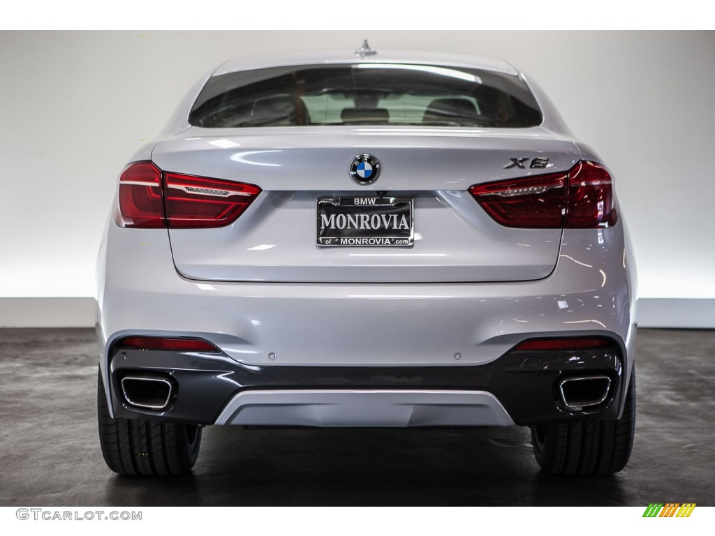 2016 Bmw X6 Silver 200 Interior And Exterior Images