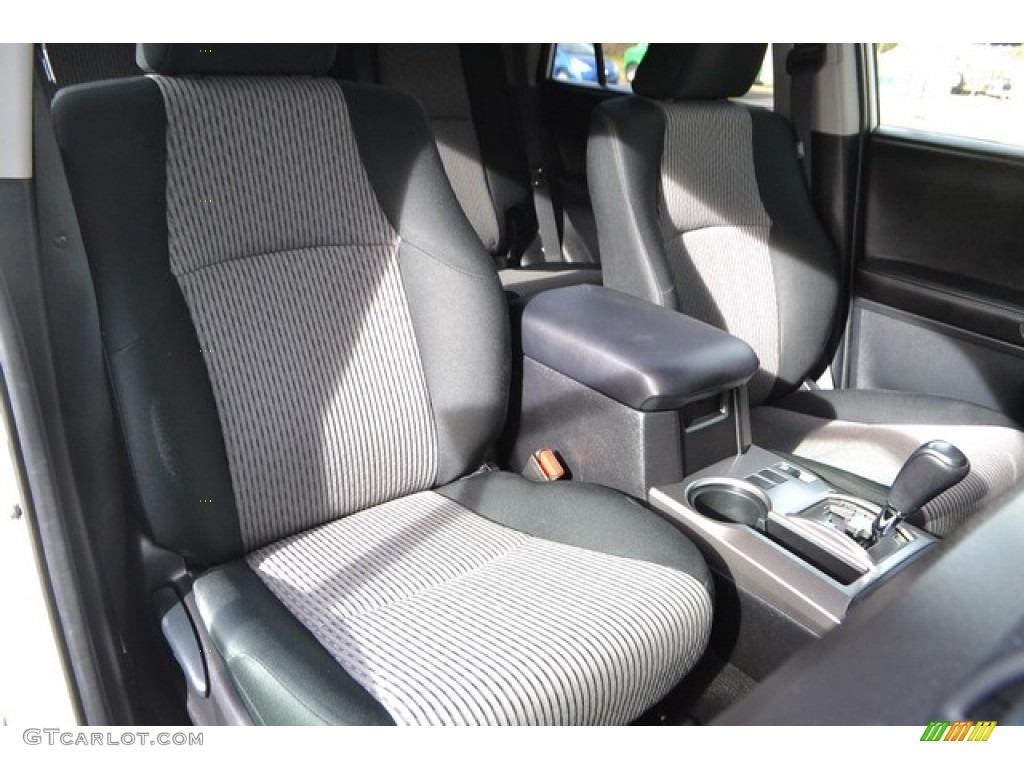 2015 Super White Toyota 4runner Sr5 4x4 109231508 Photo 16 Car Color Galleries