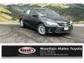 Cosmic Gray Mica 2016 Toyota Camry Hybrid LE
