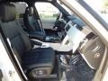 Ebony/Cirrus Front Seat Photo for 2016 Land Rover Range Rover #109242530
