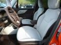 Bark Brown/Ski Grey Front Seat Photo for 2016 Jeep Renegade #109244232