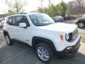 2016 Alpine White Jeep Renegade Latitude 4x4  photo #12