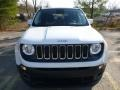 2016 Alpine White Jeep Renegade Latitude 4x4  photo #13