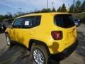 2016 Solar Yellow Jeep Renegade Latitude 4x4  photo #5