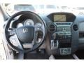 2009 Honda Pilot Gray Interior Dashboard Photo