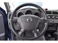 2003 Nissan Xterra Charcoal Interior Steering Wheel Photo