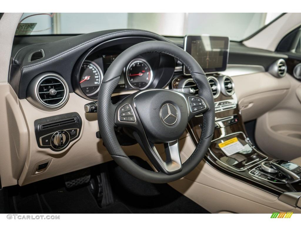 silk beige interior 2016 mercedes benz glc 300 4matic photo 109287760