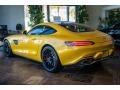 2016 AMG GT S Coupe AMG Solarbeam Yellow Metallic