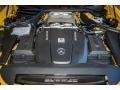 2016 AMG GT S Coupe 4.0 Liter AMG Twin-Turbocharged DOHC 32-Valve VVT V8 Engine