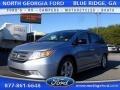 Celestial Blue Metallic 2013 Honda Odyssey Touring