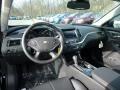 Jet Black 2016 Chevrolet Impala Interiors