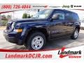 2016 True Blue Pearl Jeep Patriot Sport #109306272