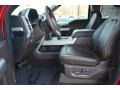 2016 F150 King Ranch SuperCrew 4x4 King Ranch Java Interior