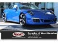 2016 Club Blau, Blue Paint to Sample Porsche 911 Carrera GTS Coupe #109336369