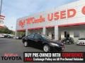 Black 2011 Toyota Camry LE