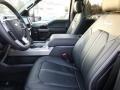 2016 Ford F150 Platinum Black Interior Interior Photo