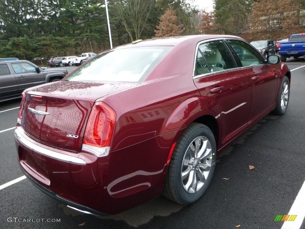 2016 Velvet Red Pearl Chrysler 300 Limited Awd 109336209