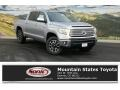 2016 Silver Sky Metallic Toyota Tundra Limited CrewMax 4x4  photo #1