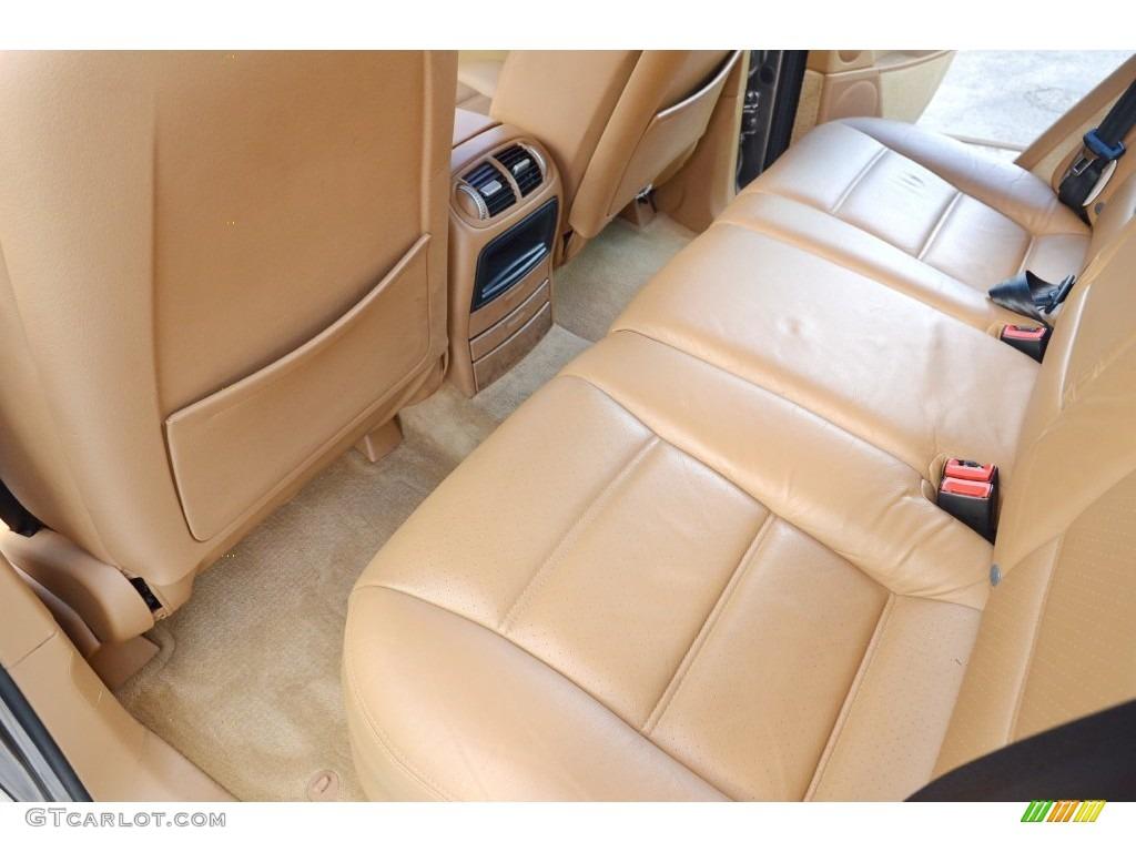 2004 Porsche Cayenne S Interior Color Photos