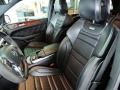 Front Seat of 2013 ML 63 AMG 4Matic