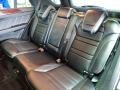 Rear Seat of 2013 ML 63 AMG 4Matic