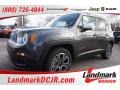 Granite Crystal Metallic 2016 Jeep Renegade Gallery