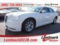 2016 Bright White Chrysler 300 Limited #109386805