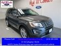Magnetic Metallic 2016 Ford Explorer Limited